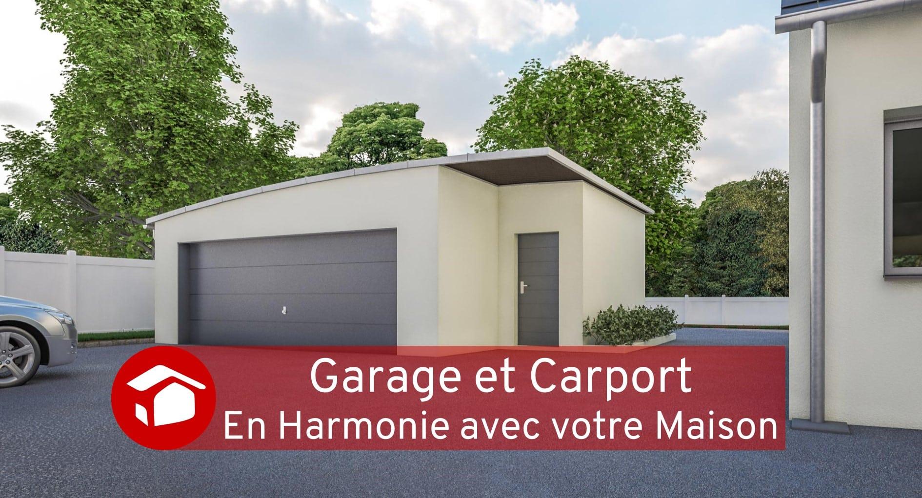 Garage Carport CourtierTravaux Meilleur Projet