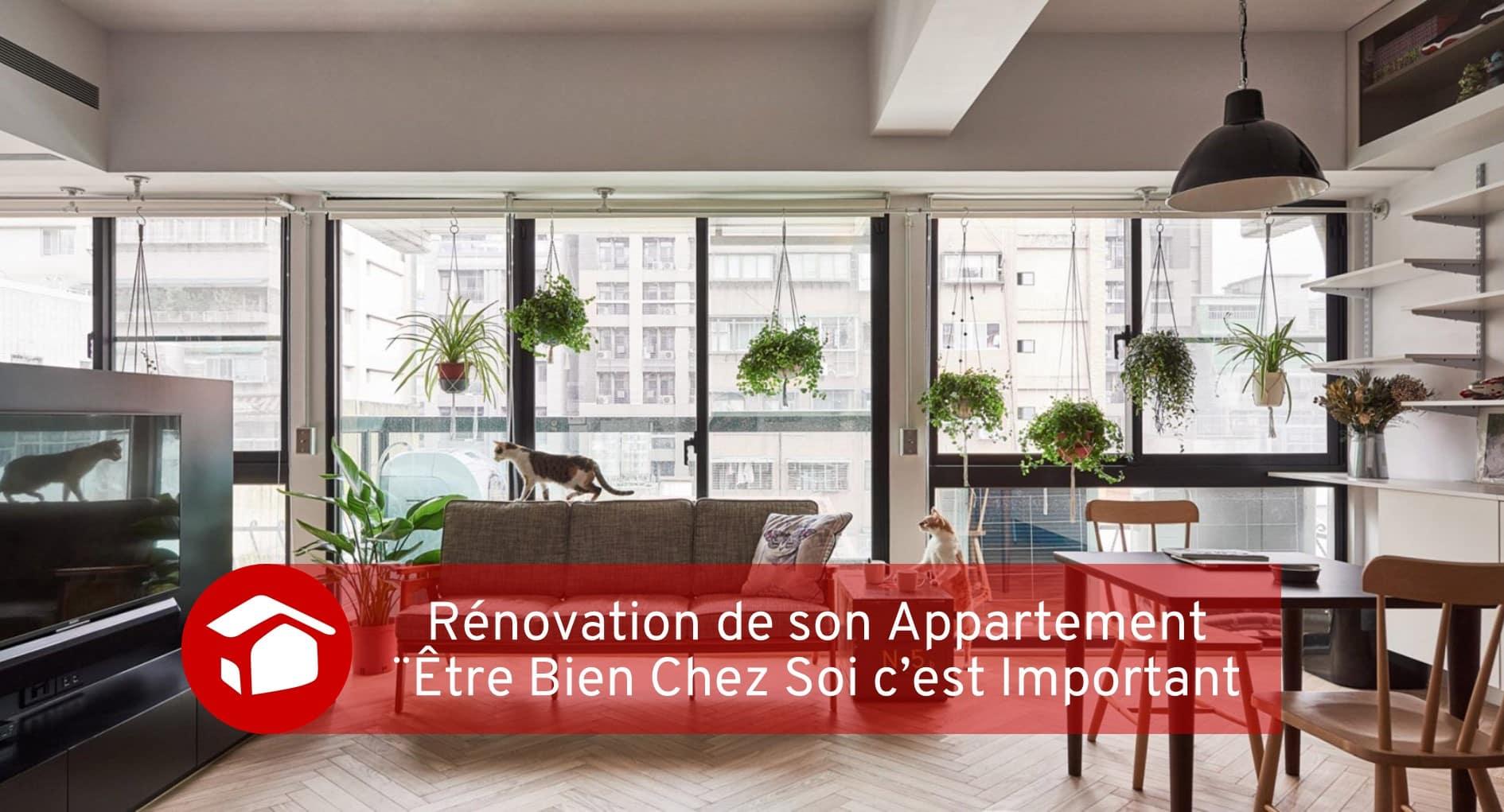énovation Courtier Appartement Travaux Meilleur Projet