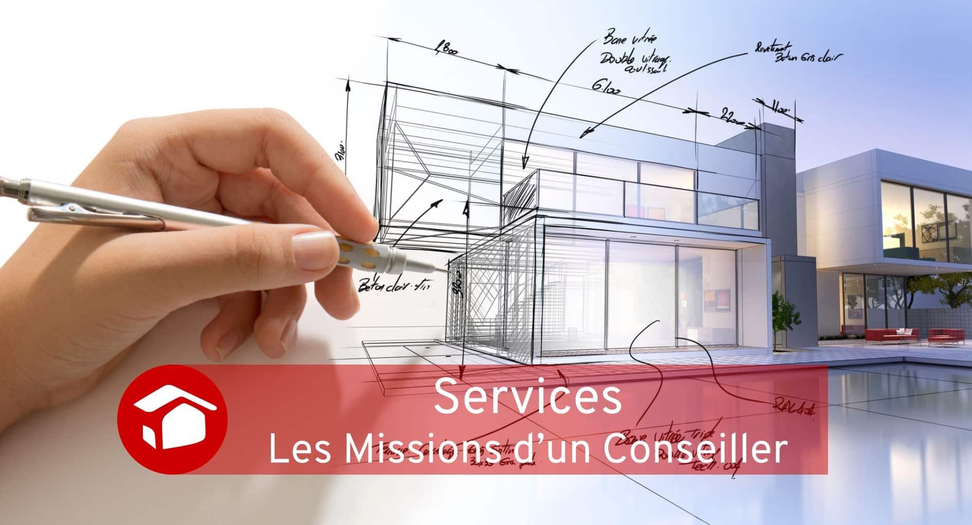 Services Missions d'un Conseiller Travaux Meilleur Projet